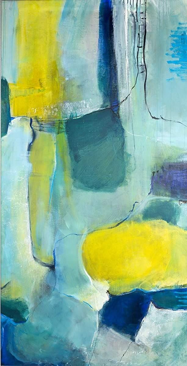 Abstrake Bilder Acryl